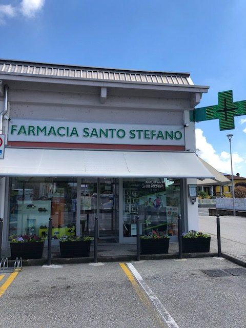 Farmacia Santo Stefano Esterno